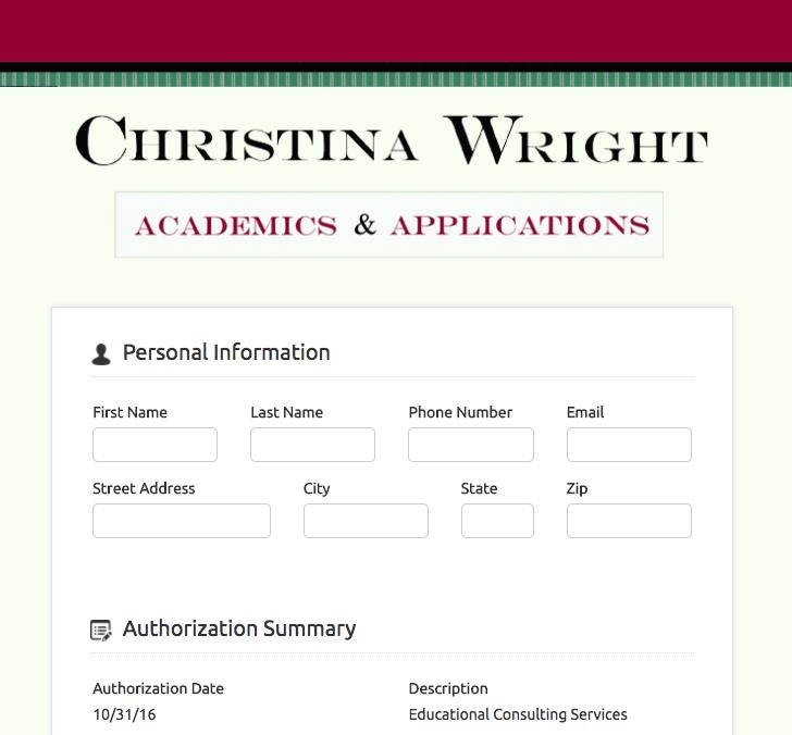 Christina Wright