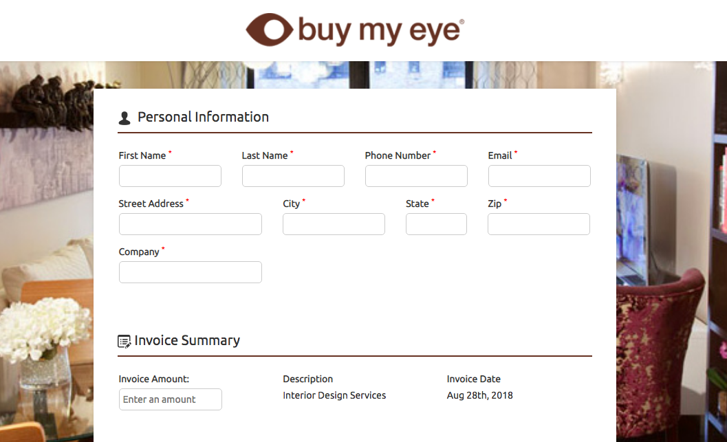 Buy My Eye